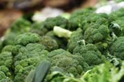 Broccoli Food Processing