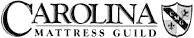 Carolina Mattress Guild Logo
