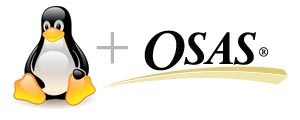 OSAS runs on Linux